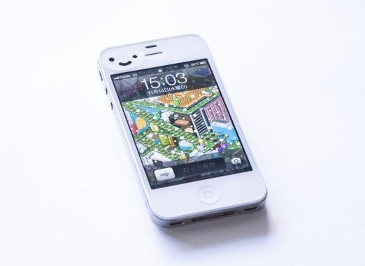 顔シール_iPhone