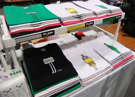 テーブルデザイン_Tシャツ