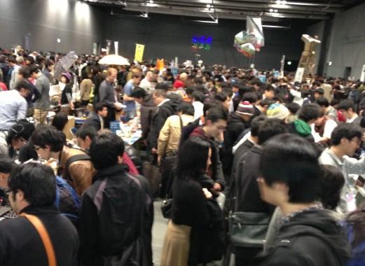 Make Faire Tokyo 2012_会場内