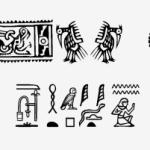 古代文字 名前