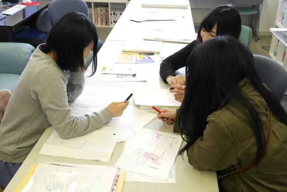 グランフロント大阪kuralab展示ミーティング