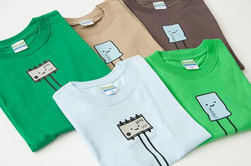 kuralab.2014新作Tシャツ