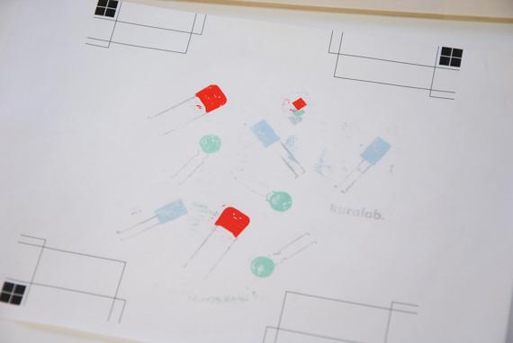 レーザー加工機で木版画の版木制作にチャレンジ!(失敗編)