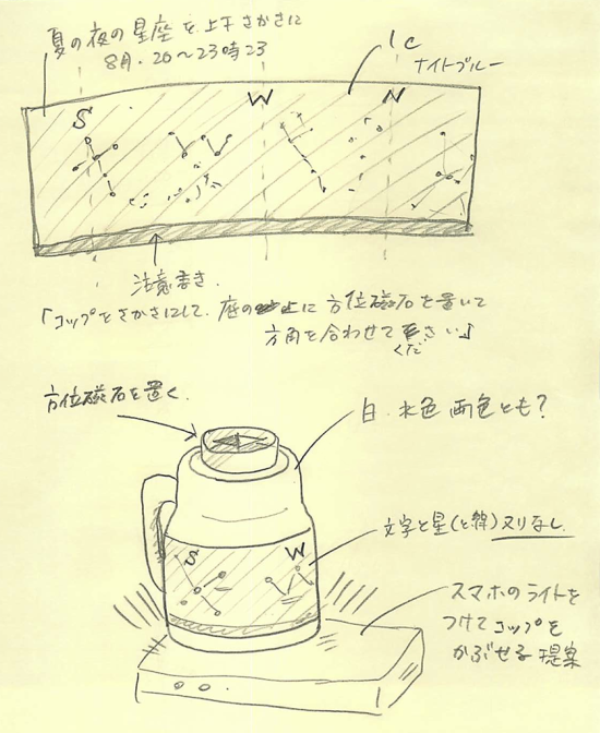 kuralab.オリジナルスタッキングマグ(・v・)登場!