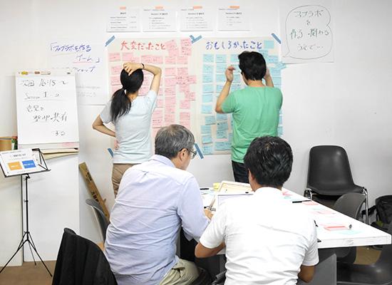 日本ファボラボ会議#fabcamp2015たなごころさん