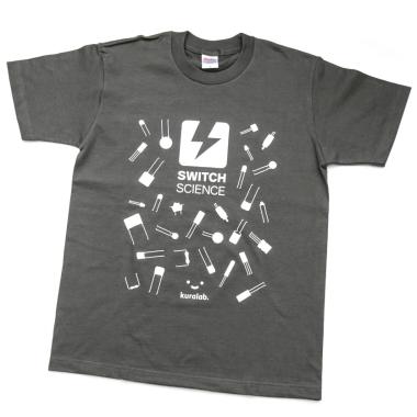 スイッチサイエンス&kuralabコラボTシャツ