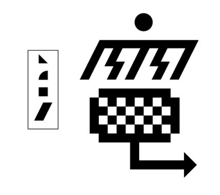 kuralab特製「本染め・電てぬぐい」5