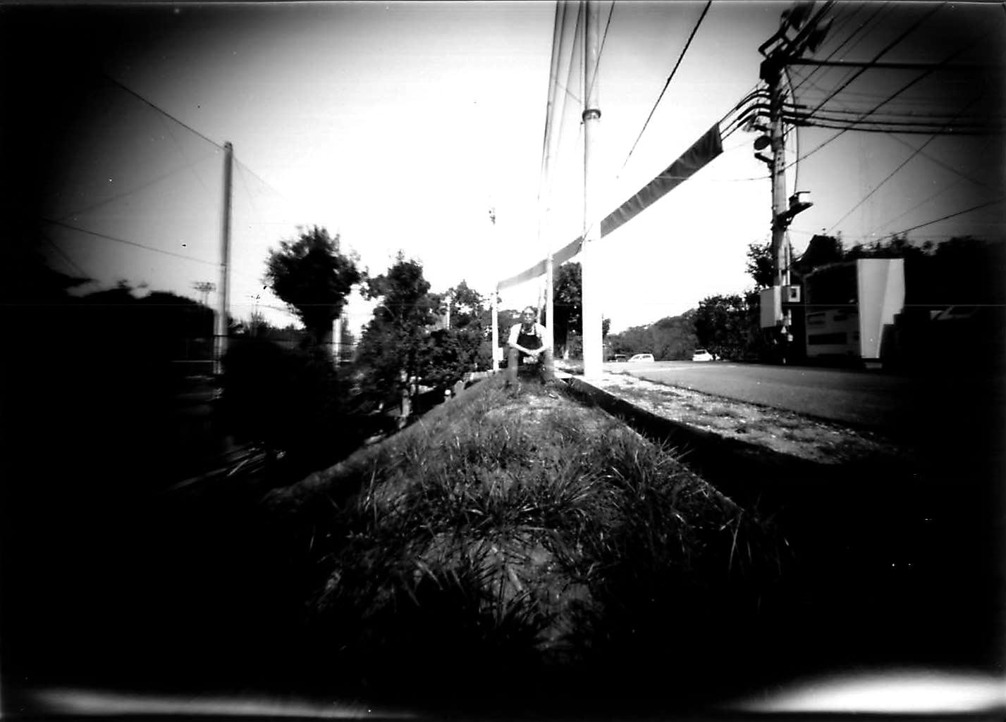 ピンホールカメラ1